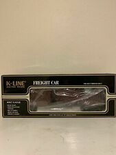 K-Line O Scale Western Pacific Classic Stock Car -  New Old Stock K643-2171
