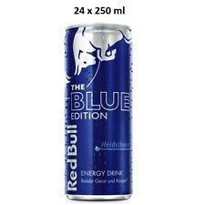 Red Bull Blue Edition, Energy Drink 24 x 250 ml