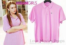 Mean Girls Lindsay Lohan Screen Worn Pink Shirt Movie Costume Prop