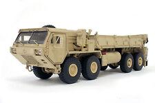TWH / SWORD 1/50 CAMION MILITAIRE OSHKOSH HEMTT M985 A2 CARGO 8X8 camo Sable