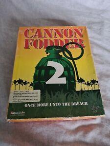 Cannon Fodder 2 - Commodore Amiga