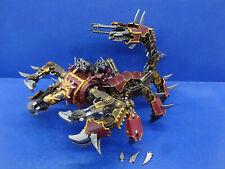 Messing Scorpion der Chaos Space Marines EIGENBAU