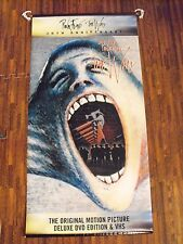 Pink Floyd The Wall 20th Anniv Is There Anybody Out There Promo Vinyl Poster