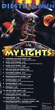 """Stefan Diestelmann """"My Lights"""" Eine Art """"Best of""""! 1994! 13 Songs! Nagelneue CD!"""