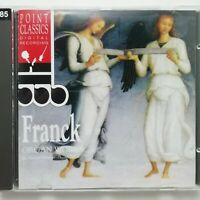 Franck, Cesar: Organ Works / Michalko / Point Classics CD 2671762