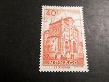 Monaco 1948, Stamp 313b, Views, Obliterated, VF Used Stamp