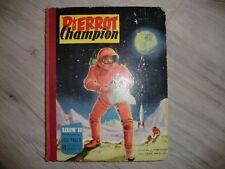 album pierrot champion bd PIERROT Champion Albumn°10 - n°97 à 109