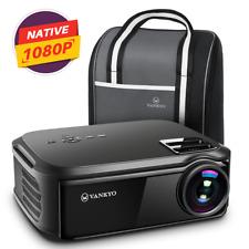 VANKYO Performance V620 HD 1080P Projektor Unterstützung 4K Heimkino HDMI USB