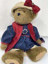 AMERICANA BOYD'S BEAR-PATRIOTIC-CLASSY BEAR