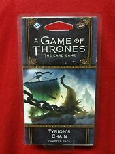 Tyrion's Chain, A Game of Thrones LCG Chapter Pack (FFGGT14)