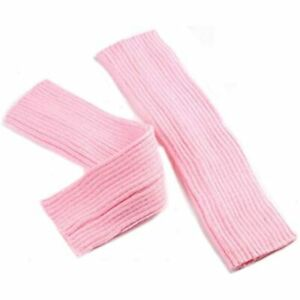 FZBNSRKO Women Girls 80s Knit Leg Warmers Ribbed Long For Party Sports Clothing