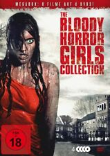 THE BLOODY HORROR GIRLS COLLECTION...DVD..8 Movies..