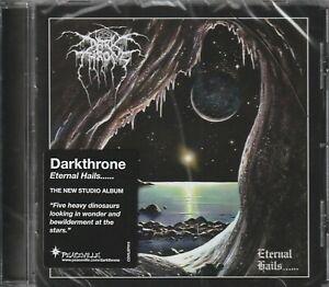 DARKTHRONE – Eternal Hails … (CD 2021) NEU & OVP