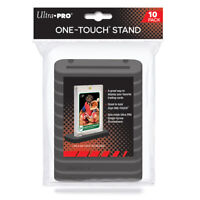 10 PACK - ULTRA PRO ONE-TOUCH STANDS - FITS 35 PT & 55 PT PREMIUM CASES - BLACK