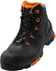 Uvex Safety Boots S3 Rated Uvex 2 -100% Metal Free. ESD Rated. Leather Outer
