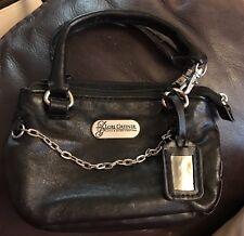 b67ae038a5b lori greiner Black Mini Handbag Purse Mobile Phone Purse Vgc