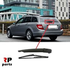 FOR MERCEDES-BENZ C W204 ESTATE 2007 - 2011 REAR WIPER ARM WITH 290 MM BLADE