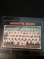1971 Topps #289 Chicago White Sox Team EX/MT