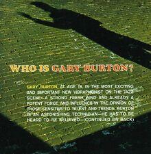 Gary Burton - Who Is Gary Burton / Subtle Swing [New CD] Bonus Tracks, Rmst