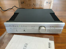 Bryston B100-SST Amplifier in Box, Manual, Remote (2B SST+BP17/BP26+BHA1) - GRT