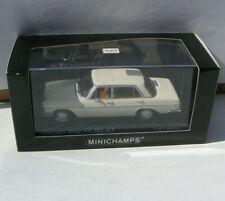 Mercedes-Benz S-Klasse 300 SEL 6.3 - W 109 white - Minichamps 1:43!