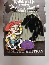 Mysterious Shadows Jessie Pin 2018 Disney Toy Story Disneyland Halloween LE 4000