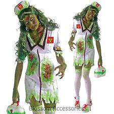 Cotton Blend Halloween Dress Costumes for Women