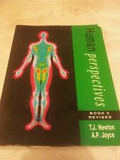 FREE POSTAGE Human Perspectives: Book 2: Year 12 by T.J. Newton, A.P. Joyce