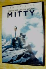 DVD: The Secret Life of Walter Mitty, PG, Ben Stiller, Kristin Wiig, Sean Penn