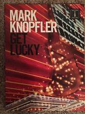 Mark Knopfler - Get Lucky - Guitar tab / Tablature book Songbook