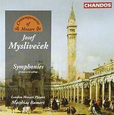 osef Myslivecek - Myslivecek: Symphonies [CD]