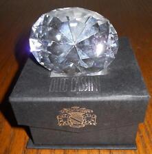 RARE OLEG CASSINI PAPERWEIGHT DIAMOND PAPERWEIGHT IN BOX