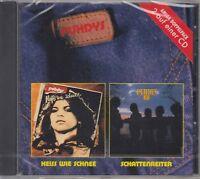 Puhdys / Heiss wie Schnee & Schattenreiter - 2 LPs on 1 CD (NEU! OVP)
