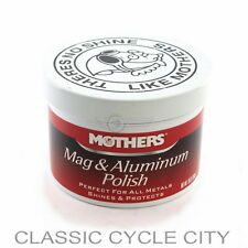 Mothers Mag Aluminium Politur Alu Pflege / Mother's Aluminum Polish Care 141gr