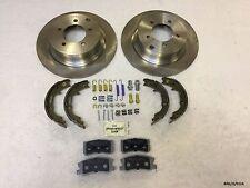 Rear Brakes Small Repair KIT Dodge Avenger 07-14/Sebring 07-10 302MM BRK/JS/012A