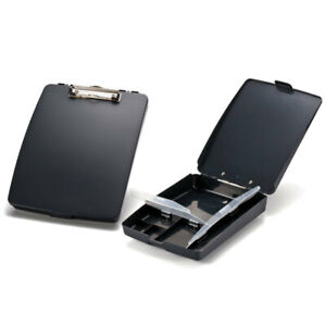 Esselte Smart Desk Portable Table Organiser/Storage w/ 6 Compartments Black