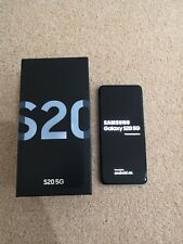 Samsung Galaxy S20 5G SM-G981B/DS - 128GB - Cloud Blue (Unlocked) (Dual SIM)