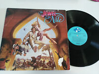 "Jewel Of The Nile - Ost LP 12 "" G VG+ USA Edition 1985 Arista JL9-8406 Orig Rlse"