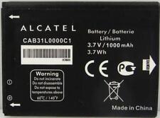 Authentic Original Battery CAB31L0000C1 for Alcatel OT-155, OT-890, OT-808