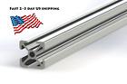 PDTech 2020 20x20mm T-slot Vslot Frame Aluminum Extrusion Cut < 48in 1.2m USA