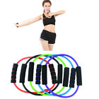 Stretch Workout Yoga Yoga Tube Yoga Pilates Training Resistance Bands Gym