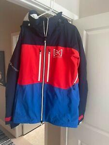 Burton AK size large jacket