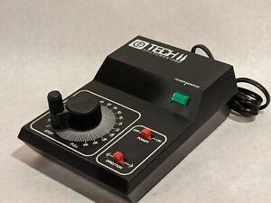 MRC Tech II Railpower 1400 Transformer Throttle Controller HO N, TESTED