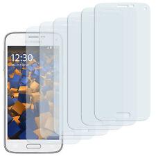 mumbi 6x Folie für Samsung Galaxy S5 Mini Schutzfolie klar Displayschutz Display