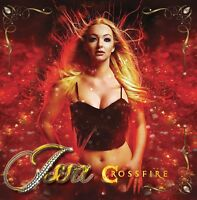 ISSA - CROSSFIRE  CD NEU