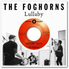 Lullaby - Foghorns (2012, Vinyl NEU) 7 Inch Single