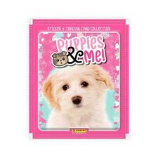 More details for panini puppies & me 2021 sticker collection - 10 sealed packs