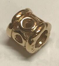 PANDORA | 14K GOLD LINK CHARM 750223 *NEW* Authentic RARE RETIRED 14KG US SELLER
