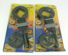 Master Quality Pro Quick Adjust Band Clamp Lot of 2 New In Package
