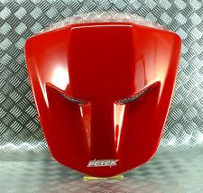 Yamaha M-slaz , Xebre , TFX  Rear Pillion Seat cowl fairing Cover  Red color